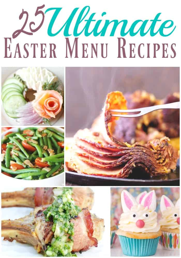 Easy Green Bean And Bacon Salad recipe. Easy Green Bean And Bacon Salad recipe is the perfect side dish to enjoy any time of the year. #SideDish #Beans #EasterRecipes Ultimate Easter Menu ideas