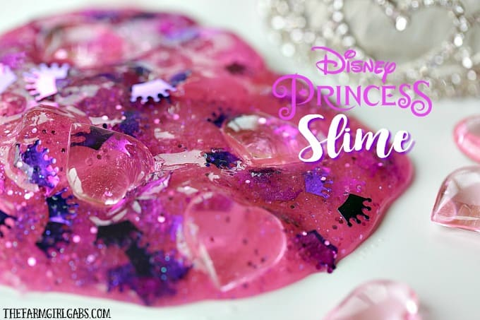 Disney Princess Slime The Farm Girl Gabs 174