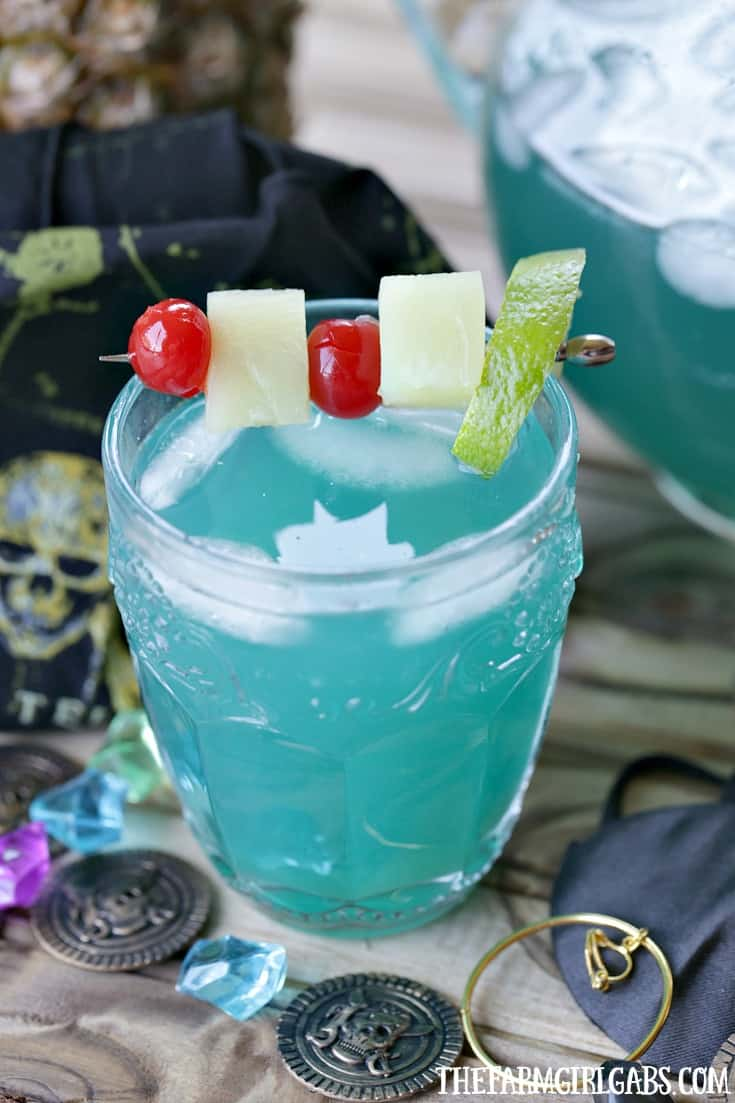 The Wrecked Pirate Cocktail The Farm Girl Gabs 174
