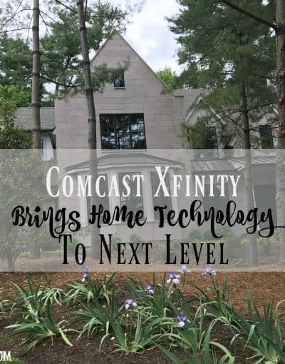 Comcast Xfinity Brings Home Technology To Next Level