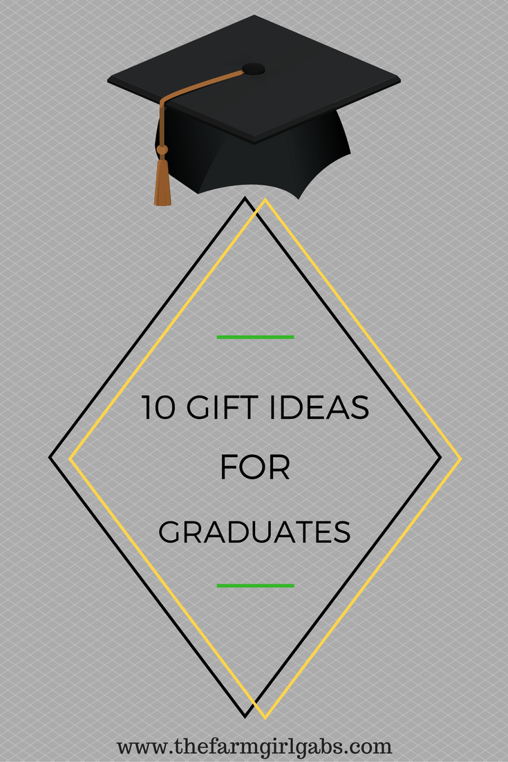 Prepare your soon to be college student with these practical 10 Gift Ideas For Graduates.