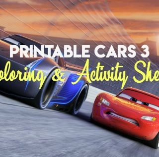 Cure summer boredom with the printableCars 3 Coloring And Activity Sheets.