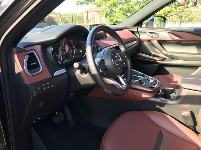 Cruising Into Summer In The 2017 Mazda CX-9. #DriveMazda #AD
