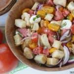 Jersey Fresh Panzanella Salad