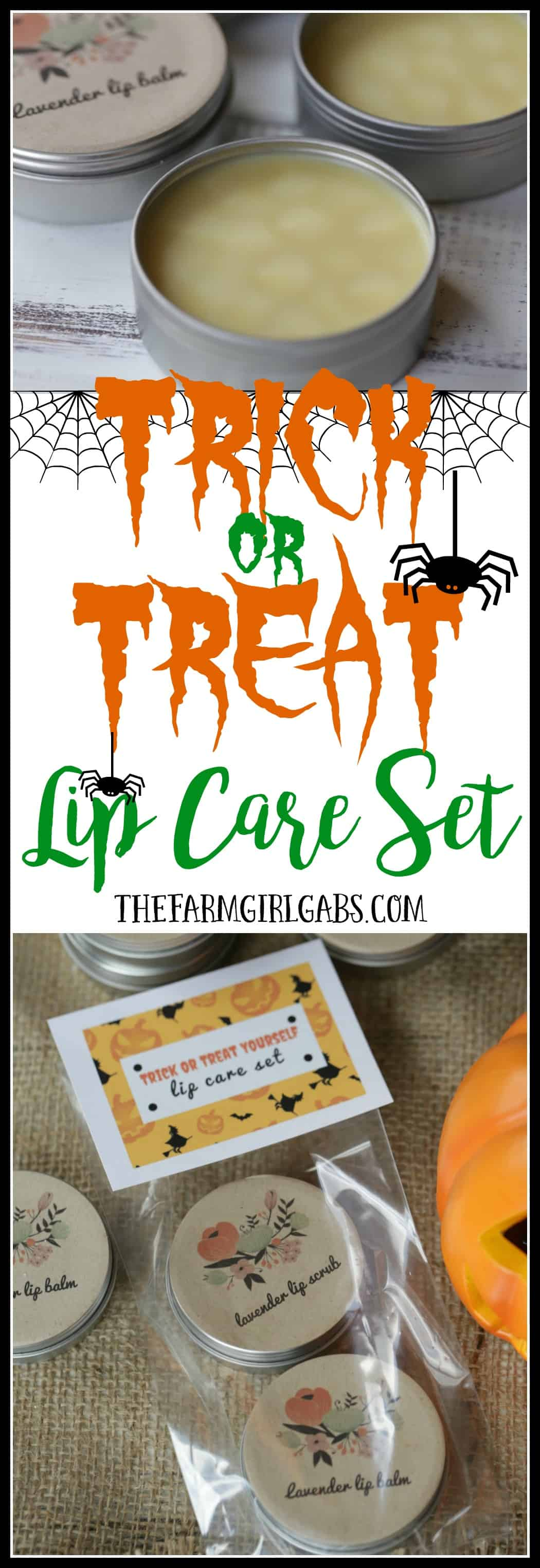 Your ghoul-friends will love getting their own special Halloween treat this year. This Trick or Treat Yourself Lip Care Set is the perfect way to treat the grown-ups with a pampering treat this Halloween. #Ad #StimulateTheSenses
