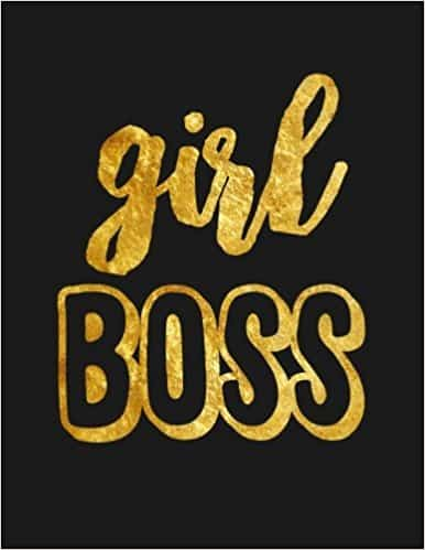 Girl Boss: Journal & Notebook