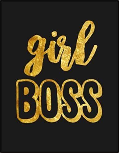 Girl Boss: Journal & Notebook