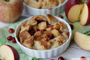 Apple Cranberry Tarts