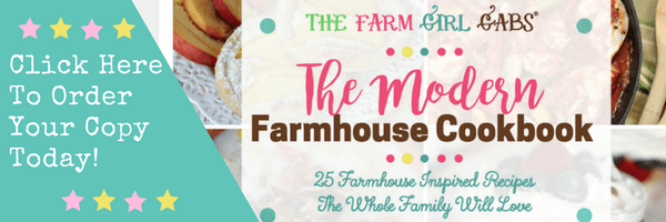 The Modern Farmhouse Cookbook