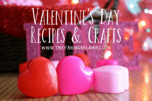 Share some Valentine love! Here are some fun Valentine's Day Recipes & Crafts to make you holiday sweeter.
