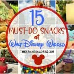 15 Must Eat Snacks At Walt Disney World