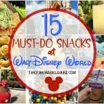15 Must Eat Snacks At Walt Disney World