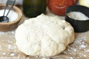 The Best Pizza Dough Recipe