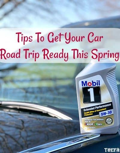 Take care of this great planet and your car this Earth Day with these Tips To Get Your Car Road Trip Ready. #Ad #EarthDayDriveAway #Travel #FamilyTravel #CarCare