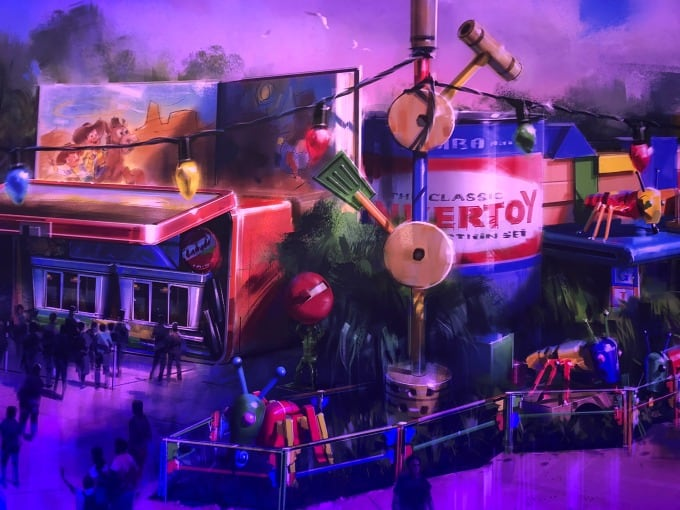 Travel to Infinity and Beyond with these 5 Reasons Why You Need To Visit Toy Story Land This Summer!
