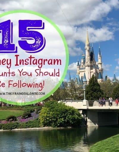 15 Instagram Disney Accounts You Should Be Following