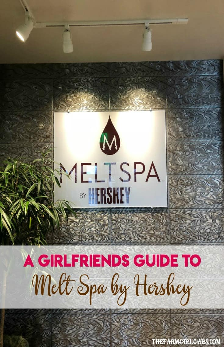 A relaxing spa day at Melt Spa By Hershey is a perfect way to spend some quality girlfriend time together! #spa #spaday #HersheyPa #BathBombs