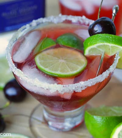 The Best Cherry Margarita Recipe
