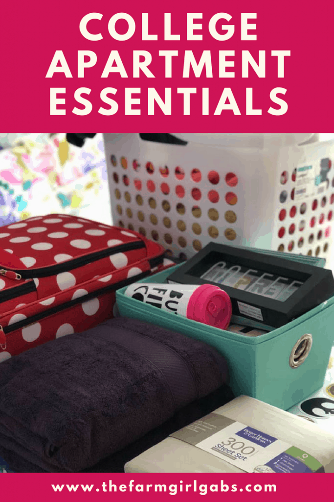 Moving into your first college apartment is a big step. Do you have all of these essentials to make your apartment the perfect home away from home? AD #CampusReadybedbathandbeyond #BacktoCollegeWalmart @bedbathbeyond @walmart #college