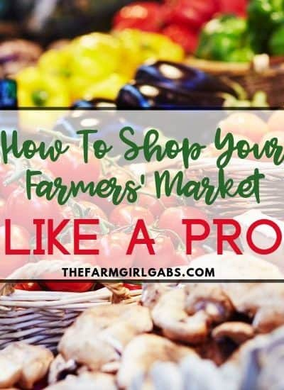Farmers' Market Tips