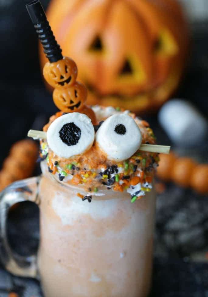 Have a bewitching time at your Halloween party with one of these 14 Spooky Halloween Drinks For Kids.