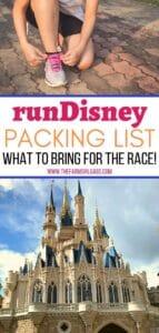 Planning on participating in a runDisney event at Walt Disney World? Before you go, download this helpful Essential runDisney Packing List so you are prepared. #disneyworld #princessweekend #rundisney #disneyprincesshalfmarathon