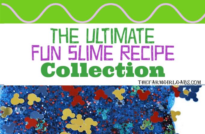 Fun Slime Recipes