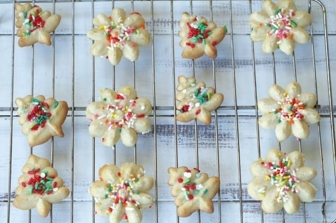 The Best Spritz Cookies The Farm Girl Gabs