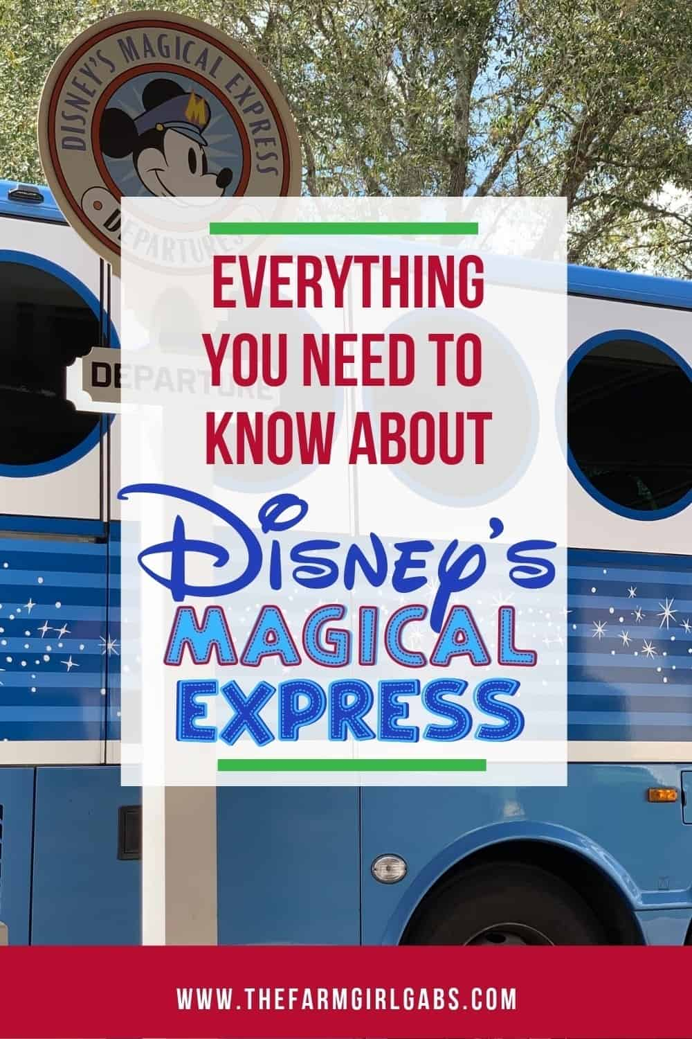 If you have never taken Disney's Magical Express, you may have a lot of questions about how it works and where it goes! If you are staying at a Walt Disney World Resort Hotel, you can take advantage of Disney's Magical Express to help you get to and from the airport at no additional cost! If this is your first time taking the Disney Magical Express, here is everything you need to know before you ride! #WaltDisneyWorld #DisneyTips #MagicalExpress #DisneyMagicalExpress #FAmilyTravel