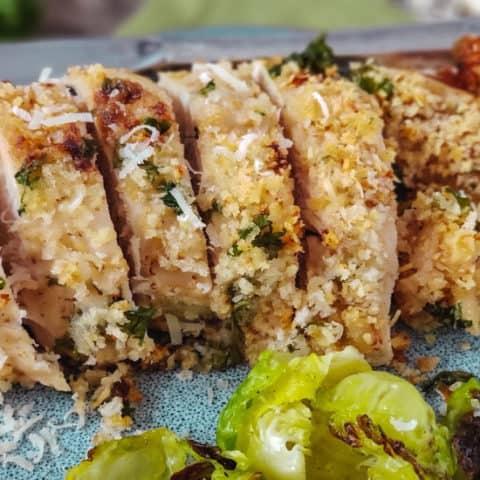 Parmesan Dijon Chicken