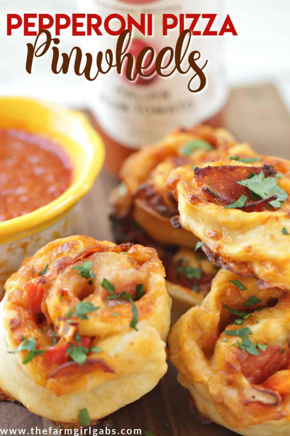 When you want to change up your normal pizza routine, try this easy Pepperoni Pizza Pinwheels recipe instead. They are a perfect snack or meal option. #Ad #LivenUpYourMeal #Mezzetta #MezzettaSauce #KetoLife #PizzaRecipe #Pinwheels