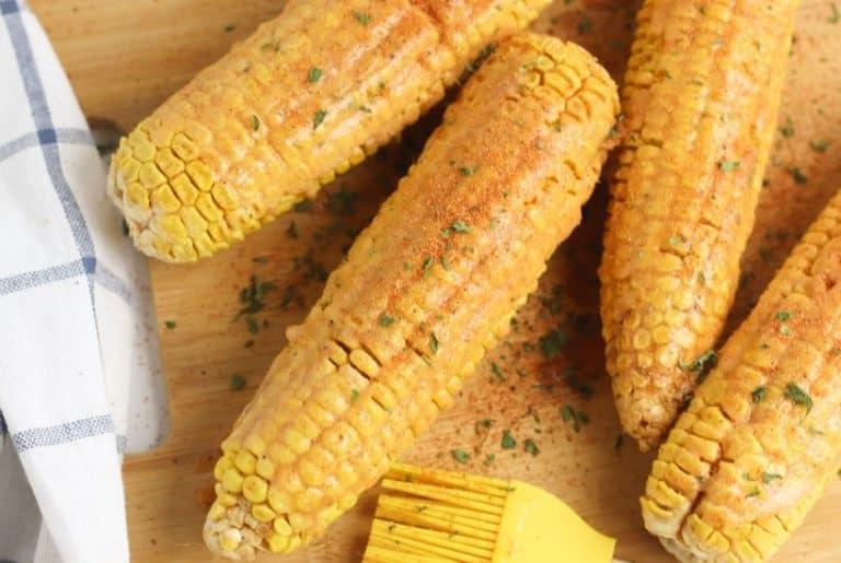 Cajun Roasted Corn Recipe