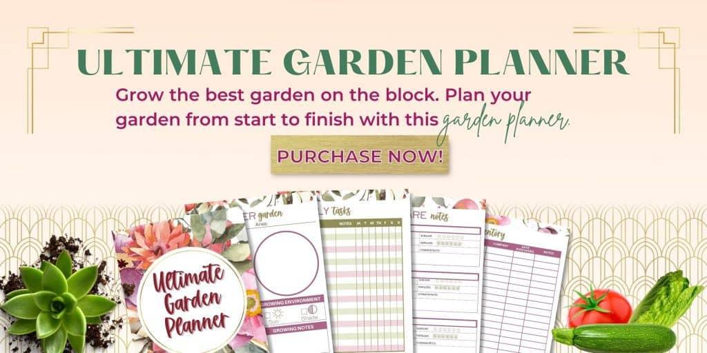 Ultimate Garden Planner