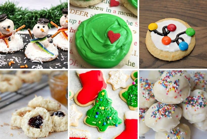 This ultimate collection of the best Christmas cookies has something for everyone. Here, you will find a delicious selection of no-bake cookies, rolled cookies, drop cookies and more!