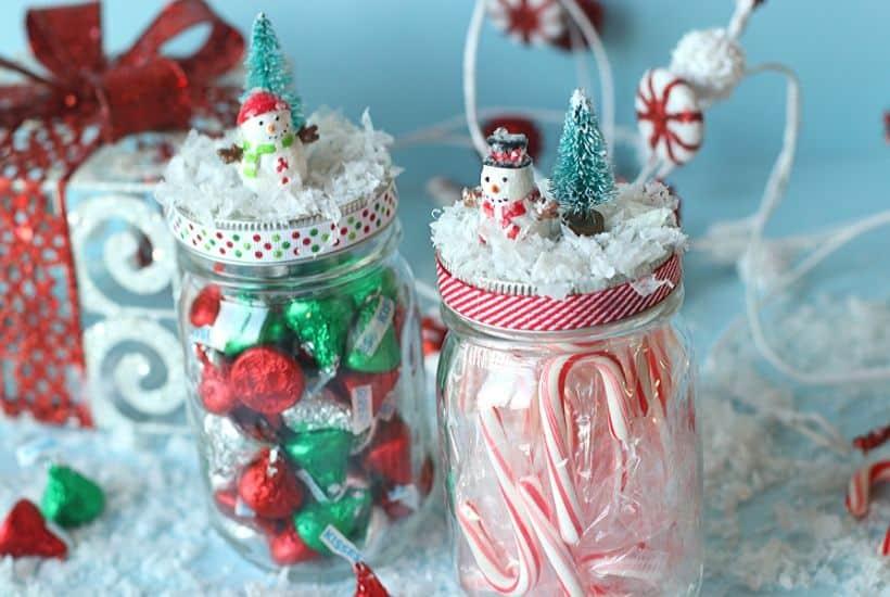 Christmas Mason Jar Gifts Printable The Farm Girl Gabs