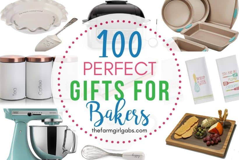 100 Best Gifts For Bakers