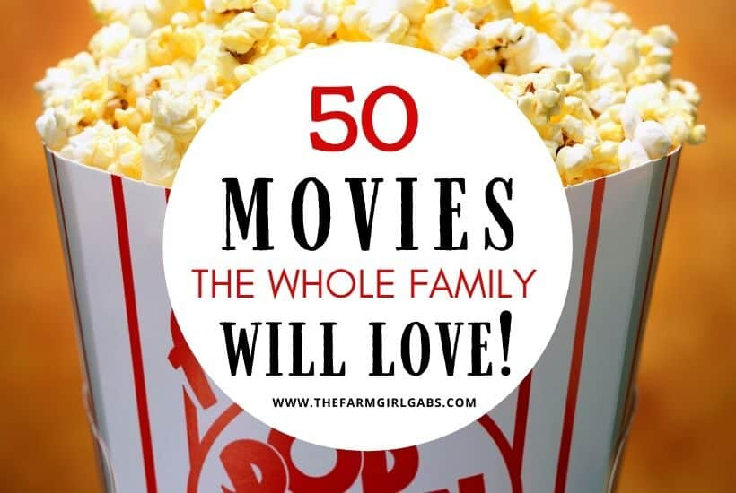 Best Family Night Movies feature