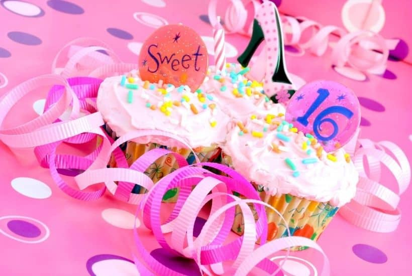 Budget-Friendly Sweet 16 Party Ideas