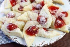 Cherry Cream Cheese Pinwheels Hungarian Kolaches feature