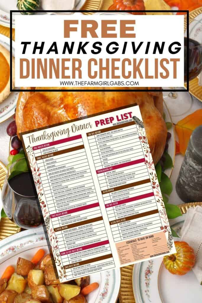 Plan the Best Thanksgiving Dinner. Here are some easy Thanksgiving side dishes that will make your holiday dinner a success. Download a free Thanksgiving dinner checklist to help you prepare.