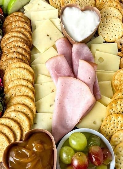 Charcuterie Board It's time to graze and snack. Learn How To Make An Easy Charcuterie Board for your party that your guests will love! Charcuterie boards are a popular food trend.