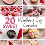 Valentine's Day just got a little sweeter. These delicious cupcake recipes are the perfect way to sweeten up your Valentine's Day. Here are 20 sweet Valentine's Day cupcake recipes to indulge in this year.