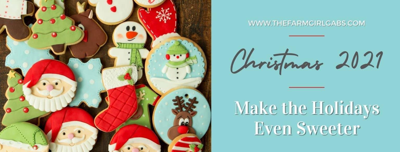 Easy Christmas recipes and Christmas Craft Ideas